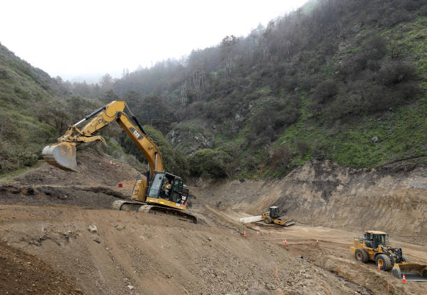 CA: Scenic Stretch Of Highway 1 Near Big Sur To Reopen By April 30
