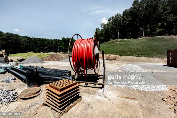 Construction- Electrical Cable