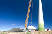 construction wind turbine