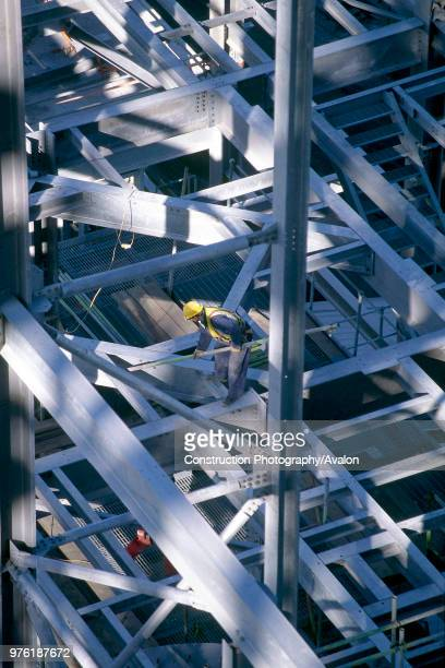 Construction of cement works United Kingdom