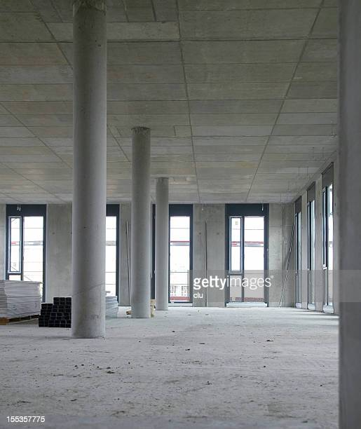 Construction of new building