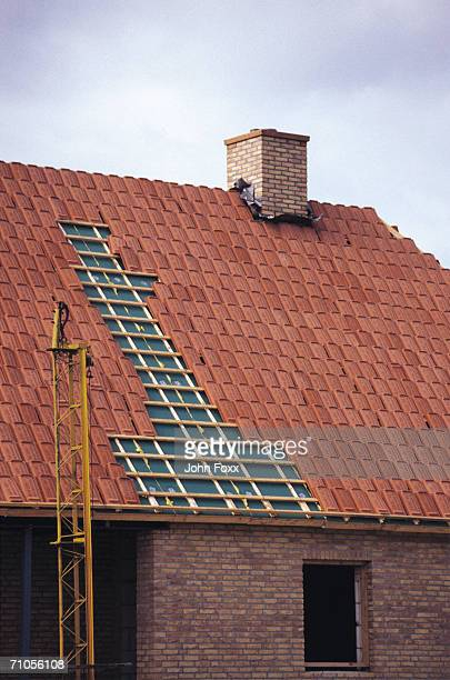 construction of rooftop