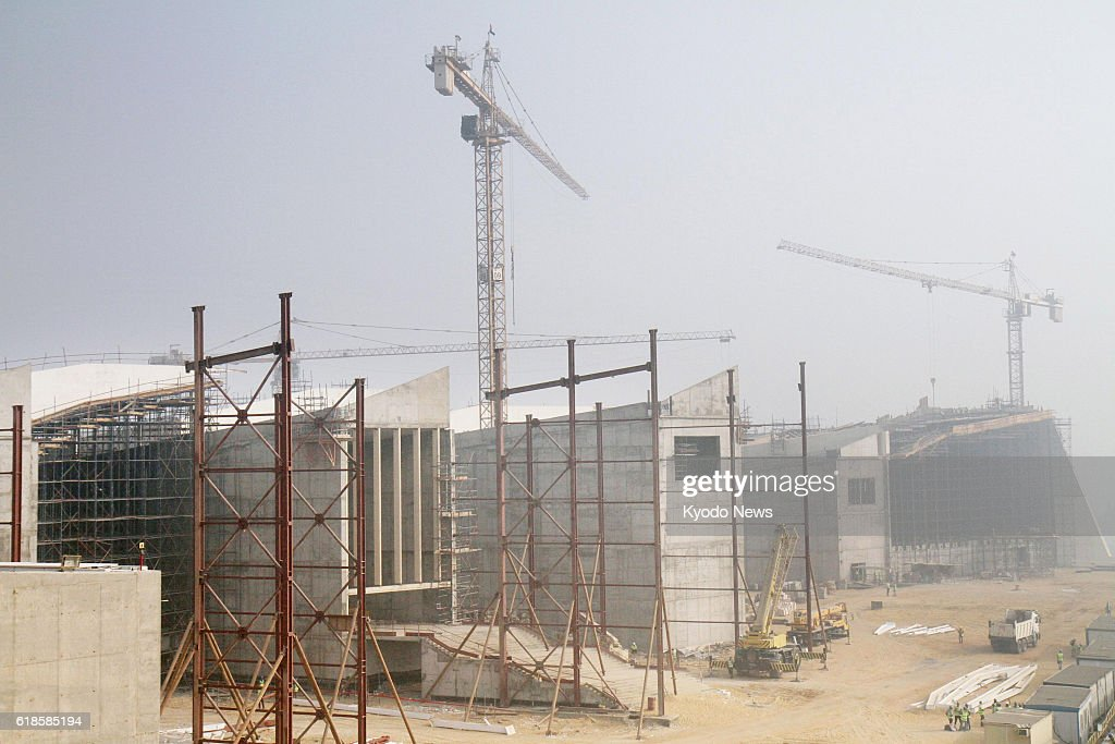 Japan to extend additional loans to Egypt for museum construction : News Photo