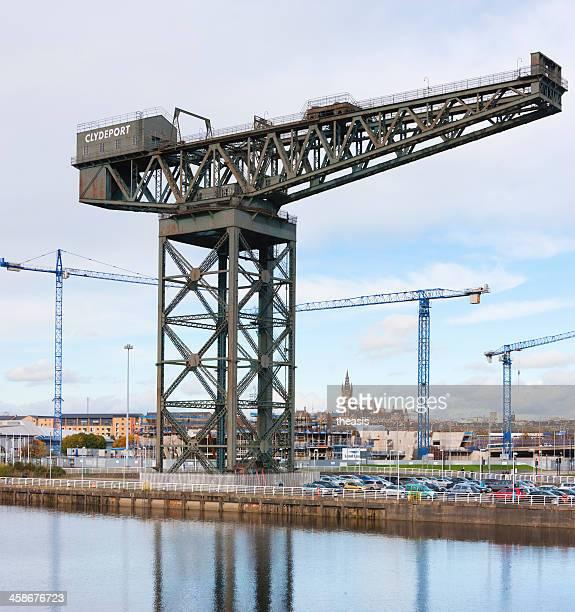 Construction of the Scottish Hydro Arena, Glasgow