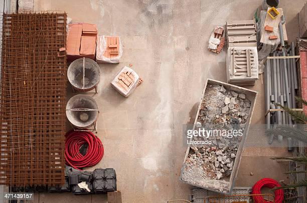 de construção - tijolo material de construção - fotografias e filmes do acervo