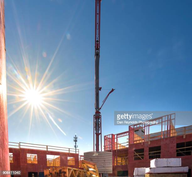 construction - foundation make up stock pictures, royalty-free photos & images