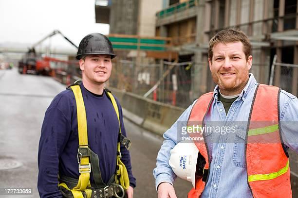 construction portraits