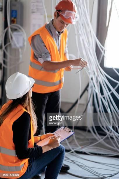 Construcción de control de calidad