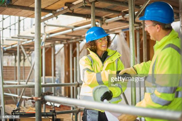 construction site agreement