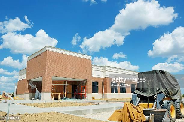 Commercial Real Estate-Konstruktion