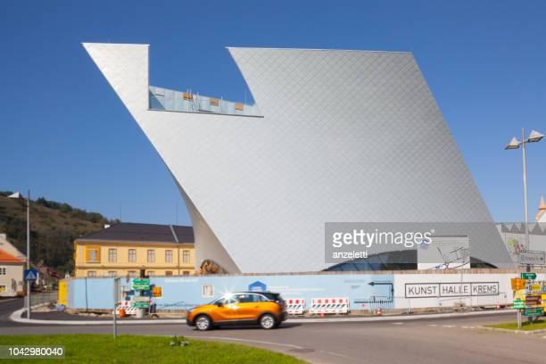 Baustelle der Landesgalerie Niederösterreich