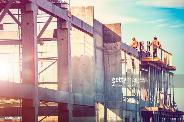 construction site - built structure stock pictures, royalty-free photos & images