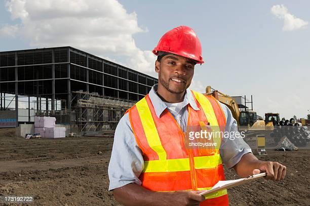 Chantier de Construction superviseur