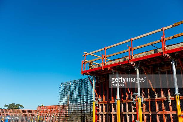 Construction Site using Peri Form
