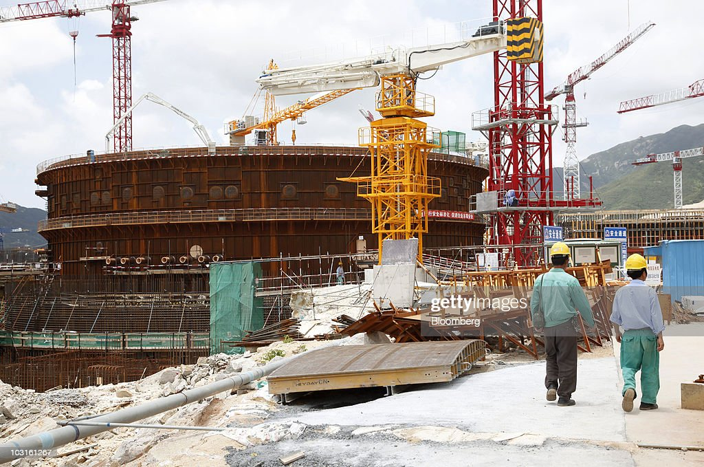 Guangdong Nuclear Aims To Build 6 Reactors In Taishan,Areva Says : News Photo