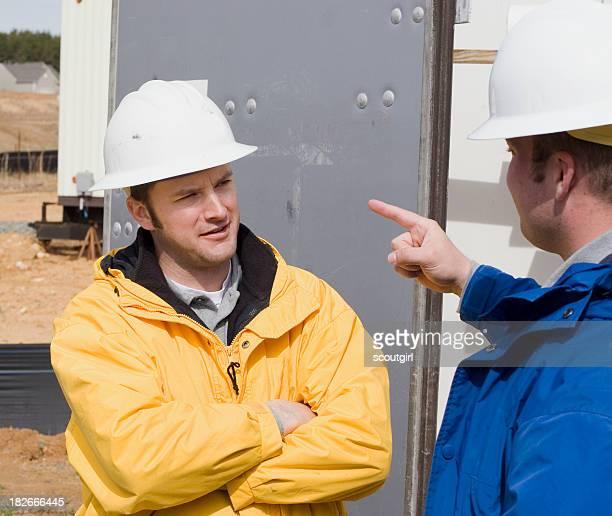 construction trouble