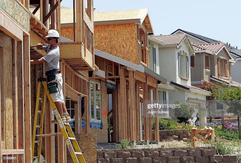 New Home Sales Increase Despite Rising Mortgage Rates Photos and ...