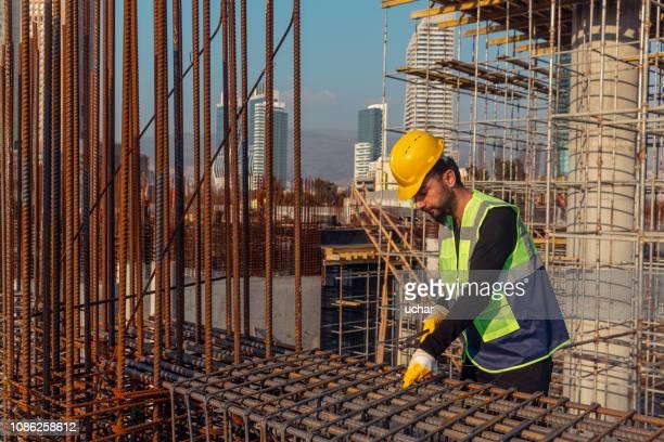 byggnadsarbetare - don smith bildbanksfoton och bilder