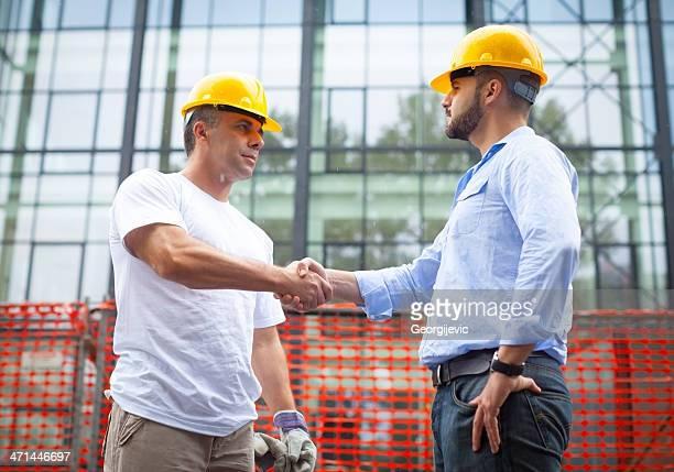 Construction Arbeiter