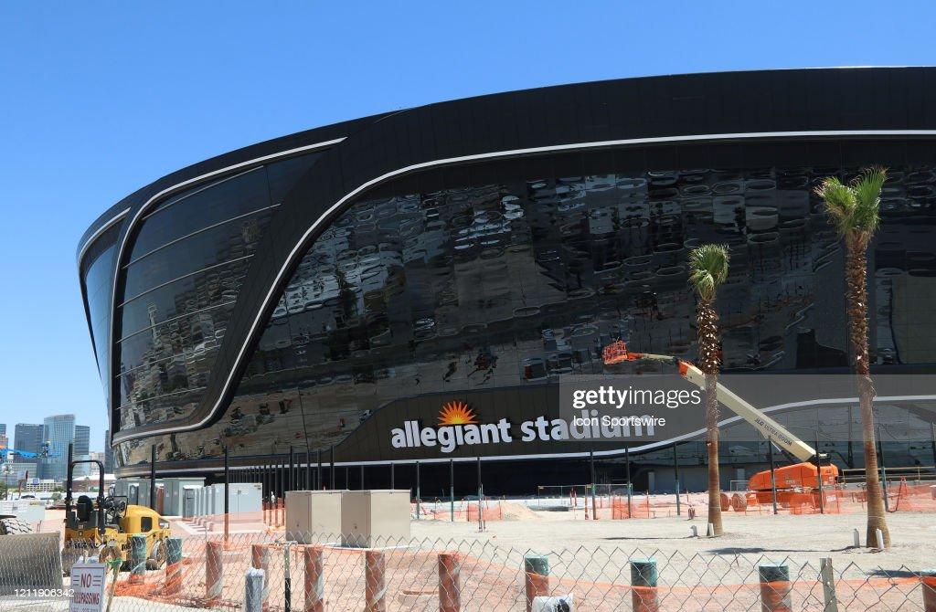 NEWS: MAY 02 Coronavirus Impact in Las Vegas : News Photo