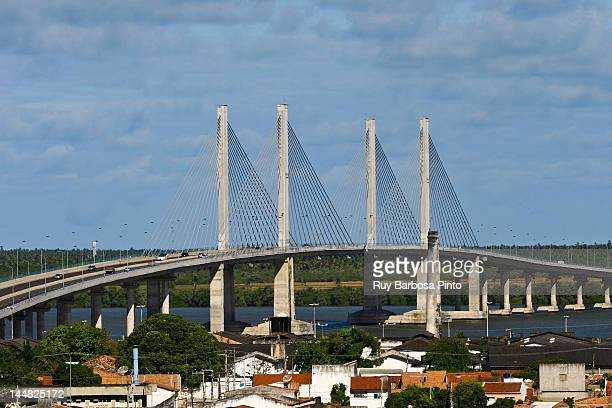 construtor joão alves bridge - brasil sergipe aracaju - fotografias e filmes do acervo