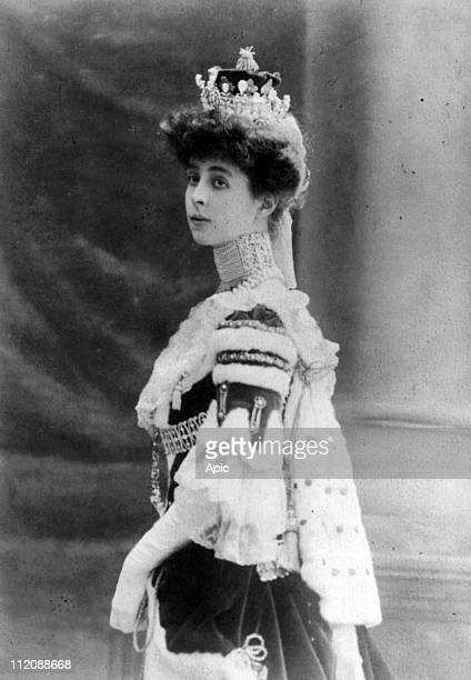 Consuelo Balsan duchess of Marlborough here c 1900