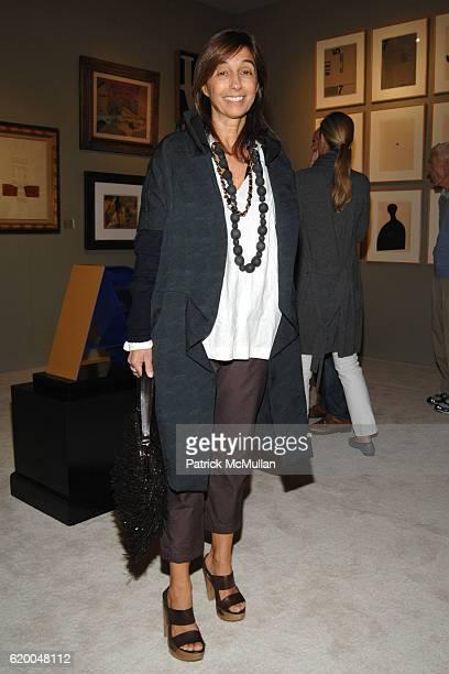 Consuelo Castiglioni attends GALERIE GMURZYNSKA at Art Basel Miami Beach 2008 at Miami Beach Convention Center on December 3, 2008 in Miami Beach, FL.