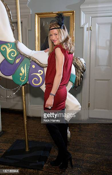 Consuelo Remmert attends Alice & Olivia dinner hosted by Stacey Bendet at Paradise by Way of Kensal Green on November 9, 2011 in London, England.