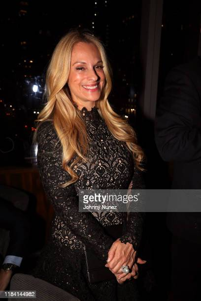Consuelo Vanderbilt Costin attends Paganini Honors Paganini at Ascent Lounge on October 28 2019 in New York City