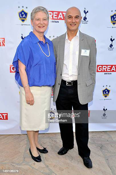 60 Top Daniel Levy Soccer Chairman Pictures, Photos, & Images