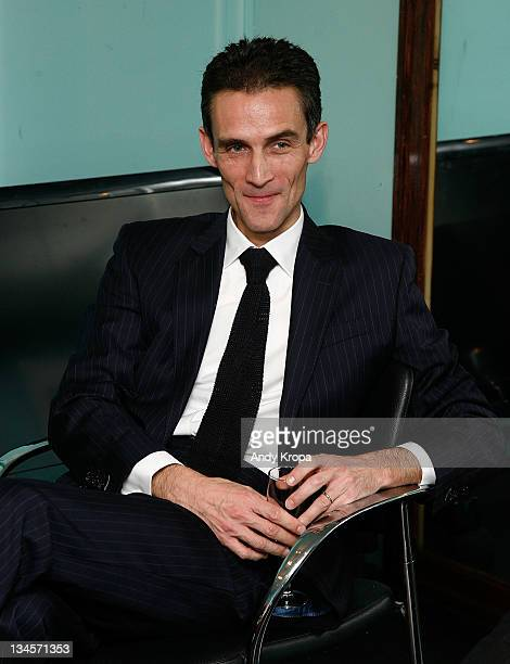 Consul General of France Phillippe Lalliot attends the RIF premiere during the 2011 In French with English Subtitles film festival opening gala at...