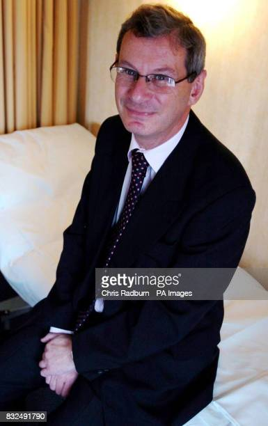 Consultant Dermatologist Dr Barry Monk from Bedford Hospital in Bedford who will stand as an Independent Parliamentary Candidate under 'Save Bedford...
