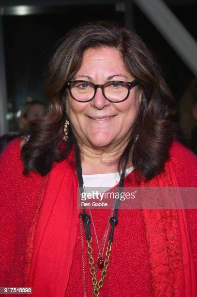 Consultant Fern Mallis attends the Anna Sui fashion show during New York Fashion Week The Shows at Gallery I at Spring Studios on February 12 2018 in...