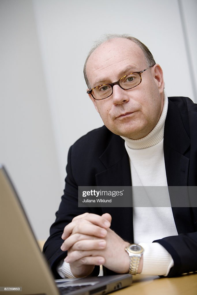 A consultant Stockholm Sweden. : Stock Photo