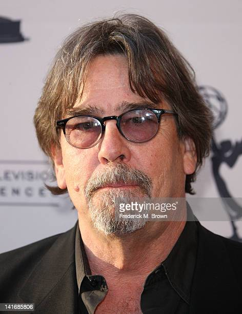 Consulting producer Henry Bromell attends The Academy of Television Arts Sciences Presents an Evening with Homeland at the Leonard H Goldenson...