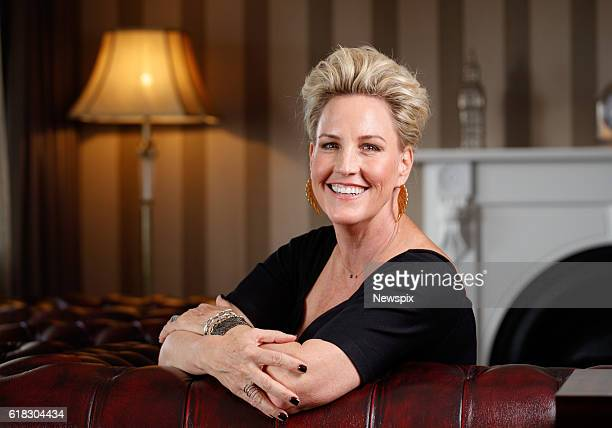 ADELAIDE Consumer advocate and activist Erin Brockovich poses during a photo shoot in Adelaide South Australia
