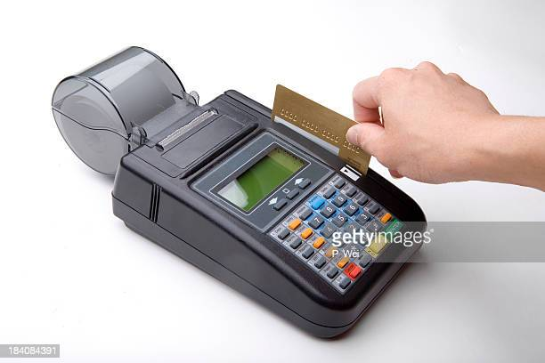 Consumer Credit: Card Swipe