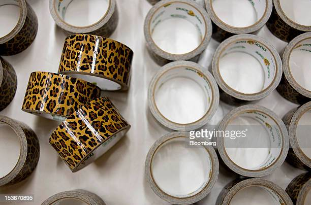 21 Views Of Tape Production At The Shur Teach Brands
