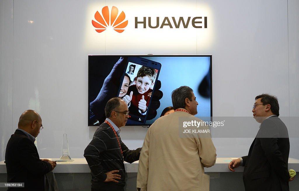 US-IT-COMPUTER-TELECOM-INTERNET-ELECTRONICS-CES : News Photo