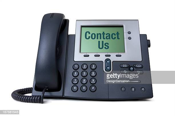 Contact Us - Modern VoIP Telephone
