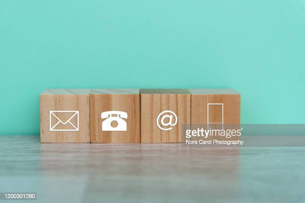 contact us symbol - contact us stock pictures, royalty-free photos & images