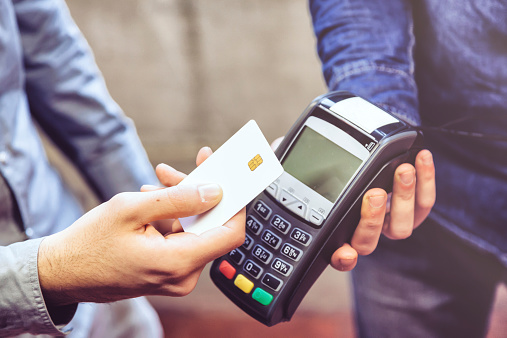 Contactless payment 537499433