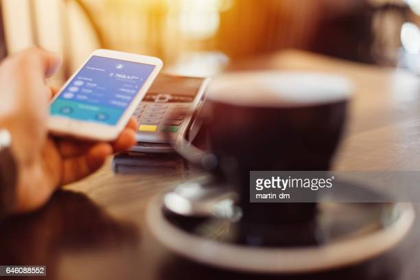 contactless payment - nfc stock pictures, royalty-free photos & images
