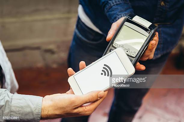 Contactless Payment mit Handy