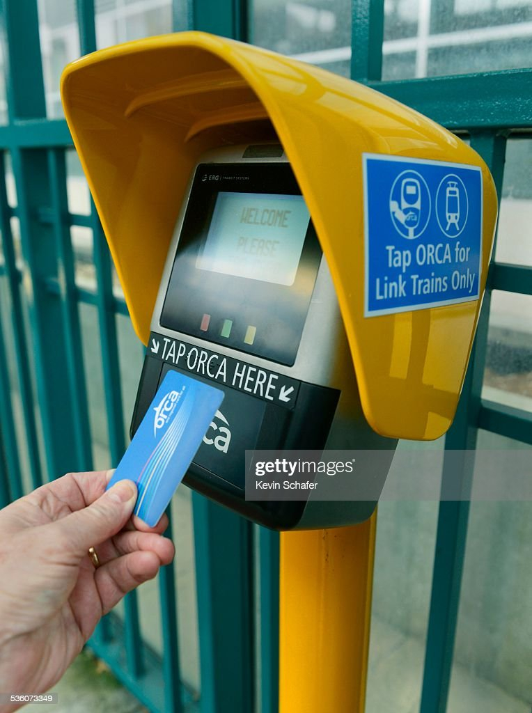 Contactless Payment with ORCA card , all public c
