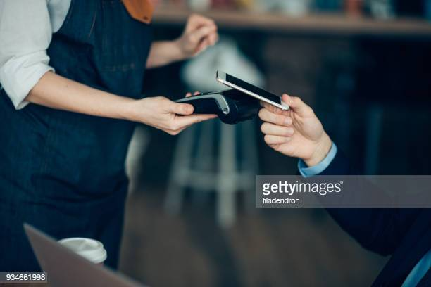 Contactless Smartphone Payment