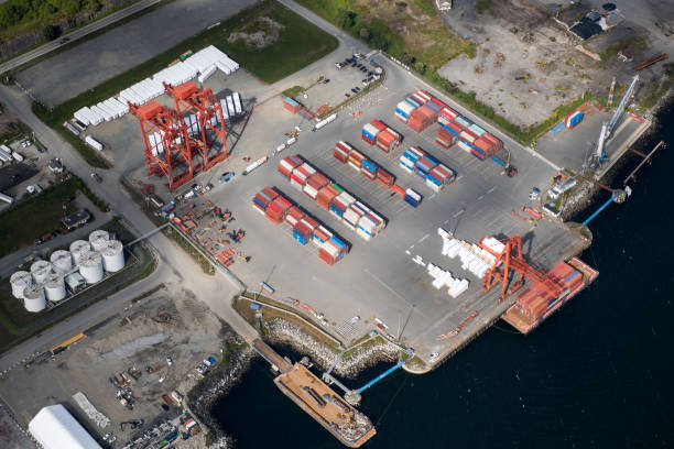 CAN: DP World Enters 50 Year Lease Agreement With Port Of Nanaimo