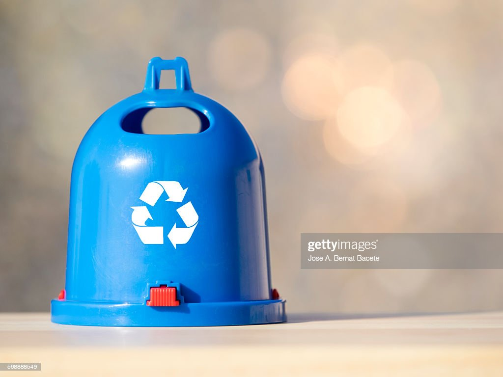 Container for the recycling : Stock Photo