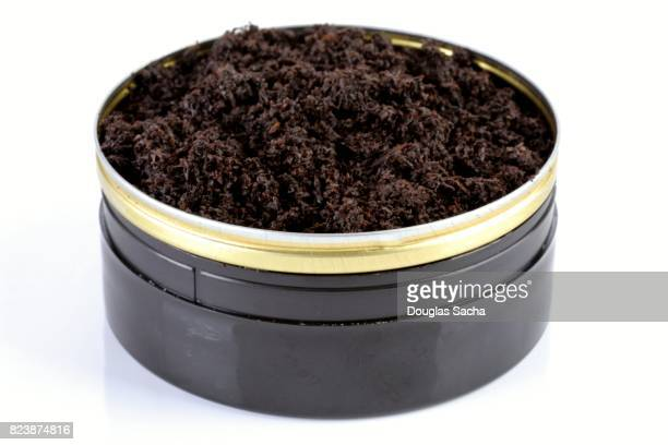 Container of smokeless tobacco product