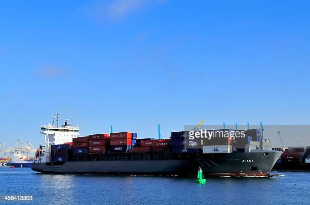 Container ship Alana